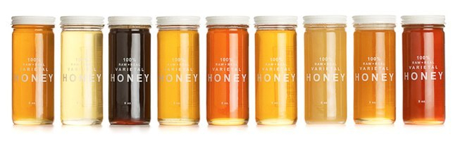 bee raw honey 2